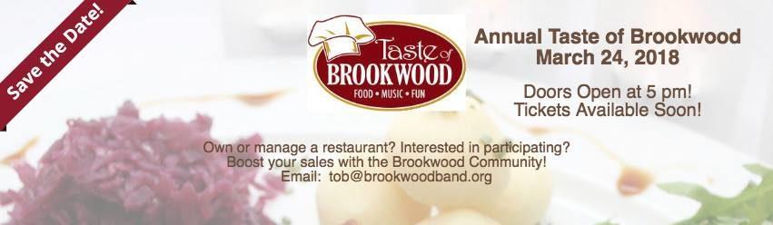 Taste of Brookwood
